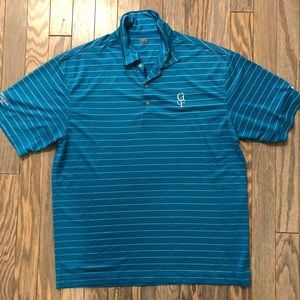 Large Grand Floridian Disney Golf Polo